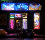 Lucky Larue Art - Tattoo parlor ATX by Lucky LaRue