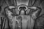 Naked Back Photos - Tattoo by Stylianos Kleanthous