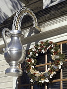 Tavern Tankard Sign Print by Sally Weigand