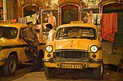 Kolkata Photos - Taxi Talk by Valerie Rosen