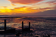 Dundee Photos - Tay Sunrise by Derek Whitton