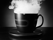 Cup Of Tea Photos - Tea Cup by Oleksiy Maksymenko