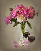 Pinot Noir Photos - Tea Time by Blair Turrell