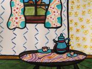 Tea Time Print by John  Williams