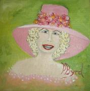 Tea Originals - Tea time by Philis Byrd