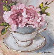 Still Life Originals - Teacup 2 by Tanya Jansen