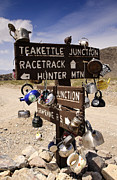 Teakettle Framed Prints - Teakettle Junction Framed Print by Katja Zuske