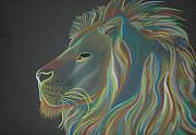 Lion Pastels - Technicolor by Steven Santee