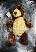 Teddy Bear Print by Skip Nall