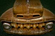 Antique Automobiles Photos - Teeth by Jerry Golab
