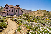 Canary Photos - Teide Church by Justin Albrecht