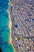 Jaffa Photos - Tel Aviv from Above by Jennifer Bodrow