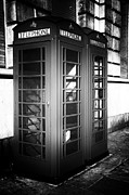 Great Britain Art - Telephone Drama by John Rizzuto