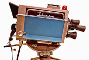 1960s Art - Television Studio Camera HDR by Edward Fielding