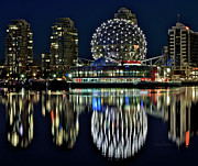 Nikon D800 Originals - Telus Science World by Carol How