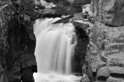Temperance River Photos - Temperance River Falls by John Ricker