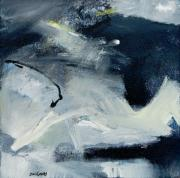 David Jones Paintings - Tempest by David Jones