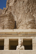 Scenic - Monuments Framed Prints - Temple of Hatshepsut Framed Print by Darcy Michaelchuk