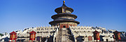 Peoples Republic Of China Photos - Temple of Heaven by Jeremy Woodhouse