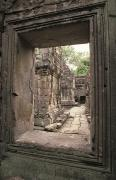 Cambodia Prints - Temples Of Angkor, Ta Prohm, Cambodia Print by Richard Nowitz