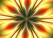 Op Art Digital Art - Ten Minute Art 9 by David Lane