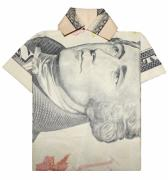 Money Photo Posters - TenDollar T Shirt Poster by Kevin  Sherf
