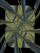 Tendrils Print by Tim Allen