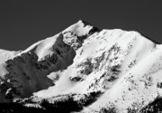 Summit County Framed Prints - Tenmile Peak in Summit County Colorado Framed Print by Brendan Reals