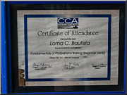 Certificates Framed Prints - Termitecomp19 2008 Framed Print by Glenn Bautista
