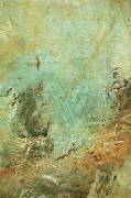 Astratto Mixed Media - Terra Firma Abstract by Anahi DeCanio