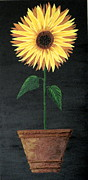 Susan McLean Gray - Terracotta Sunflower