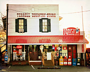 Historic Country Store Photo Posters - Terrell North Carolina Poster by Kim Fearheiley