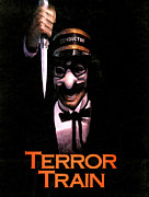 1980 Posters - Terror Train, 1980 Poster by Everett