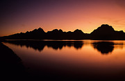 Robert Nowak - Teton Sunset
