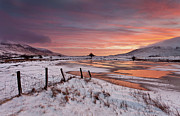 Cumbria Prints - Tewet Tarn Print by Brian Kerr Photography