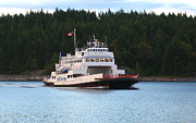 Shawn Hegan - Texada Island Ferry