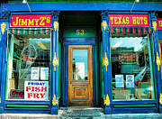Business-travel Framed Prints - Texas Hots Framed Print by Steven Ainsworth