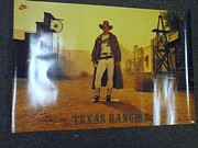 Nike Photo Originals - Texas Ranger by Nolan Ryan