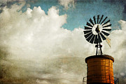 Colleen Drew - Texas Windmill
