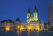Travel Images Worldwide - Teyn Church Prague