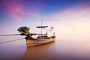 Cloud Originals - Thai Boat by Teerapat Pattanasoponpong