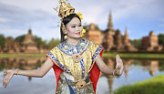 Thai Originals - Thai dance and culture  by Anek Suwannaphoom