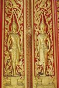 Handcarved Art - Thailand, Bangkok by Bill Brennan - Printscapes