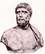 Deductive Prints - Thales, Ancient Greek Philosopher Print by Photo Researchers