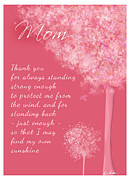 Kiniart Digital Art - Thank You Mom by Kim Niles