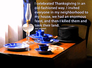 Jon Stewart Photos - Thanksgiving Murders by Ian  MacDonald