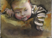 Anne-D Mejaki - Art About You productions - That Baby 3 commission