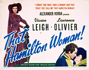 Laurence Photo Posters - That Hamilton Woman, Vivien Leigh Poster by Everett