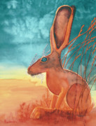 Jackrabbit Art - Thats Some Kind of Jack by Tracy L Teeter