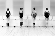 Ballet Dancers Photo Originals - The 4 favorites by Bruno Magro